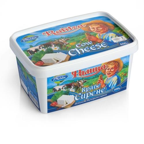 Краве сирене PVC кутия-  400 гр
