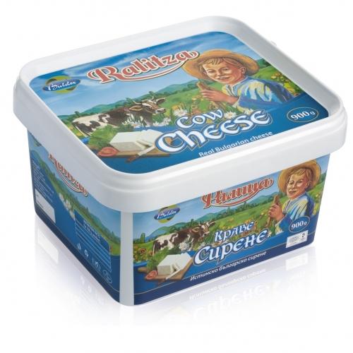 Краве сирене PVC кутия - 900 гр